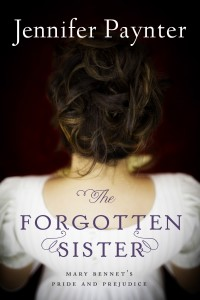 """The Forgotten Sister"" - Amazon cover"