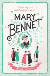 """Mary Bennet"" - Penguin cover"